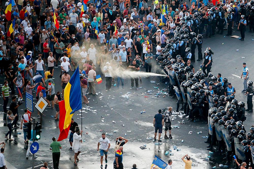 RAPORT către ONU: 10 august—Dovezi ale violențelor, abuzurilor și încălcării drepturilor omului de către Jandarmerie