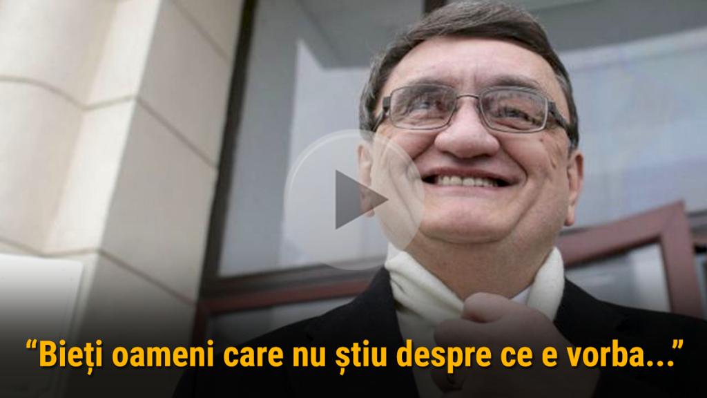 VIDEO: Avocatul lui Dragnea, Voiculescu și Becali