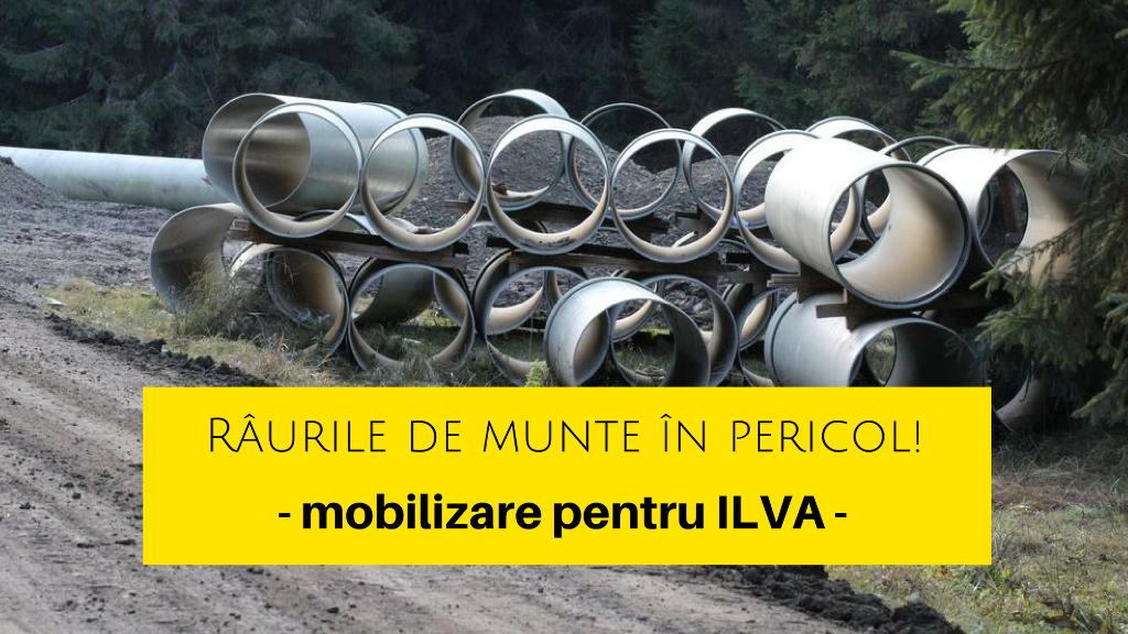 APEL URGENT pentru oprirea acordului de mediu pentru ILVA!