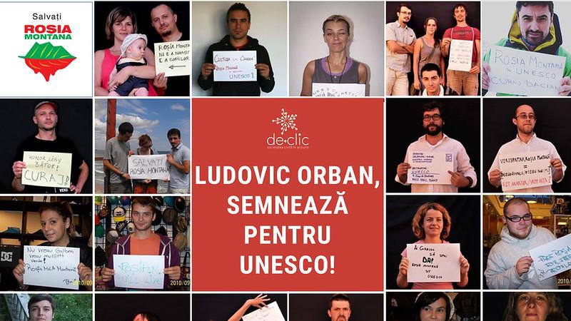 13.000 de cetățeni i-au scris premierului și îi cer includerea Roșiei Montane în patrimoniul UNESCO