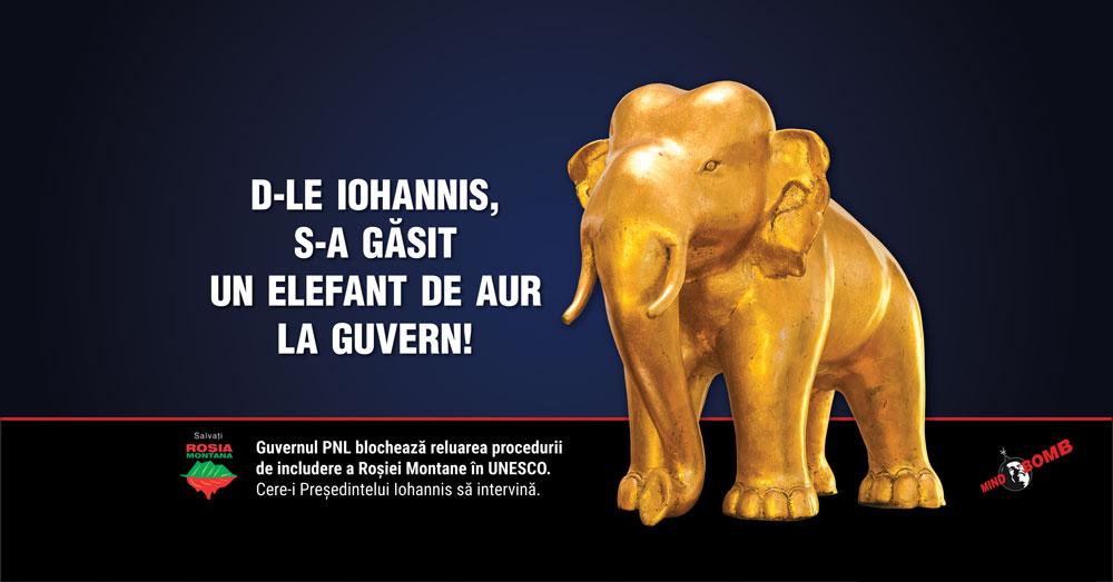 Scrisoare deschisă către Președintele României privind includerea Roșiei Montane în UNESCO