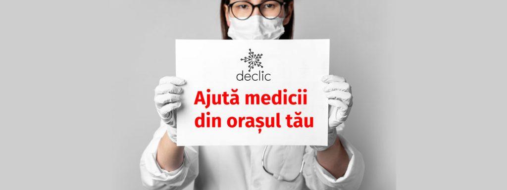 Ajută medicii din orașul tău