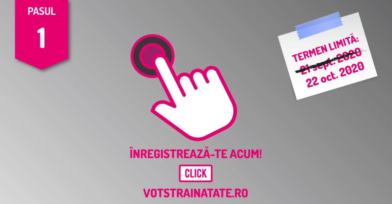 vot prin corespondenta new deadline 2020