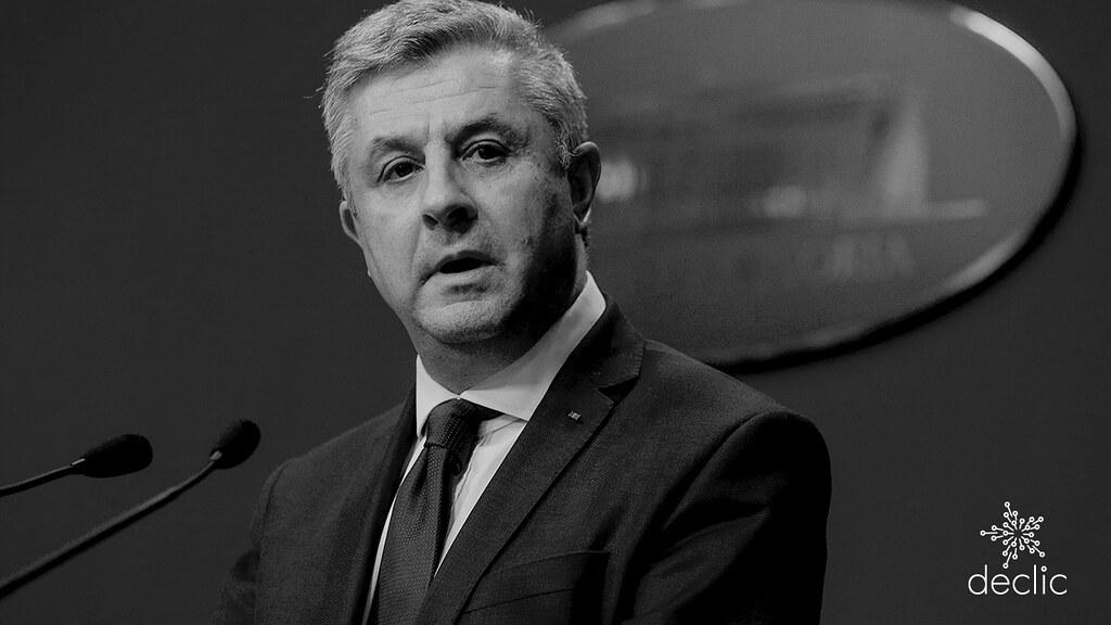 Mii de membri Declic cer Parlamentului să NU îl voteze pe Florin Iordache în funcția de președinte al Consiliului Legislativ