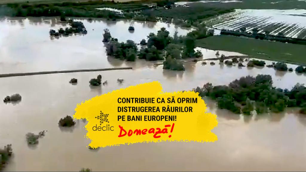 Râuri în România: 💔