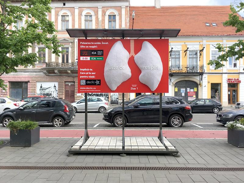 Aer pentru viață la Cluj