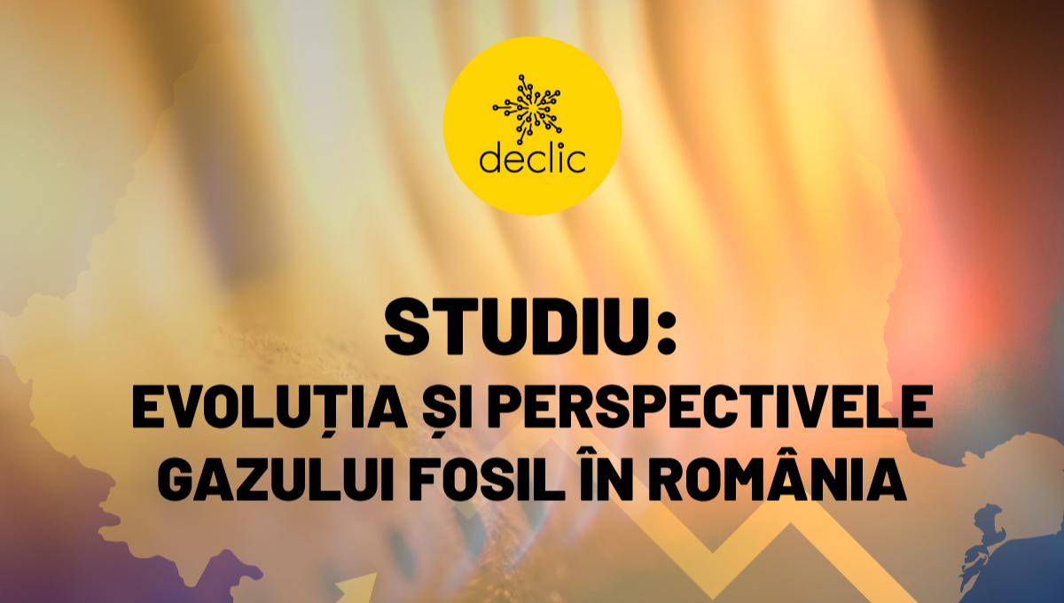 Evoluția și perspectivele Gazului Fosil în România 1