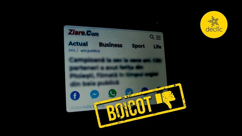 Boicotăm Ziare[.]com