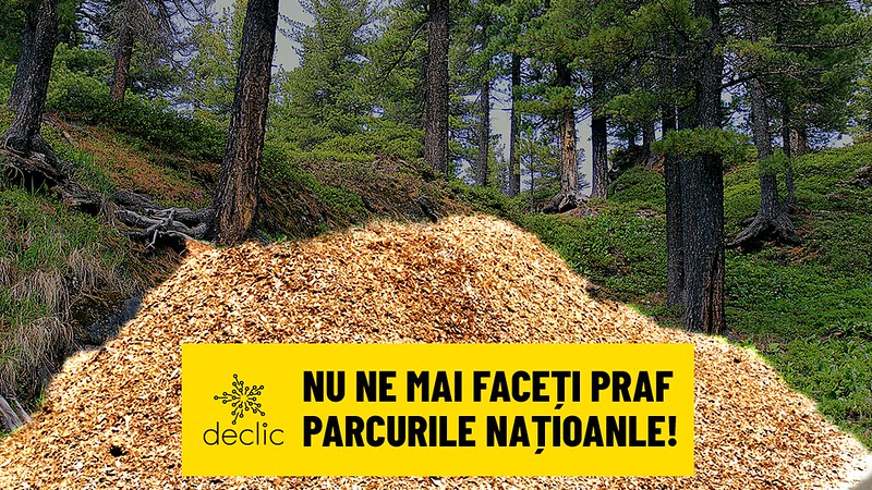 parcurile naționale semneaza