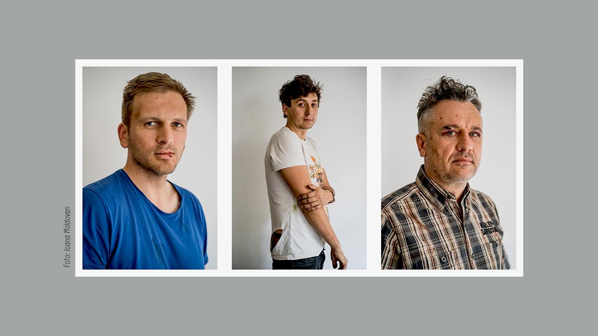 Mihai, Tiberiu și Radu - email-action-site